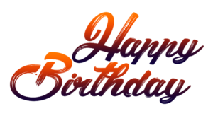 PNG HAPPY BIRTHDAY IMAGES