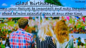 Glad Birthday