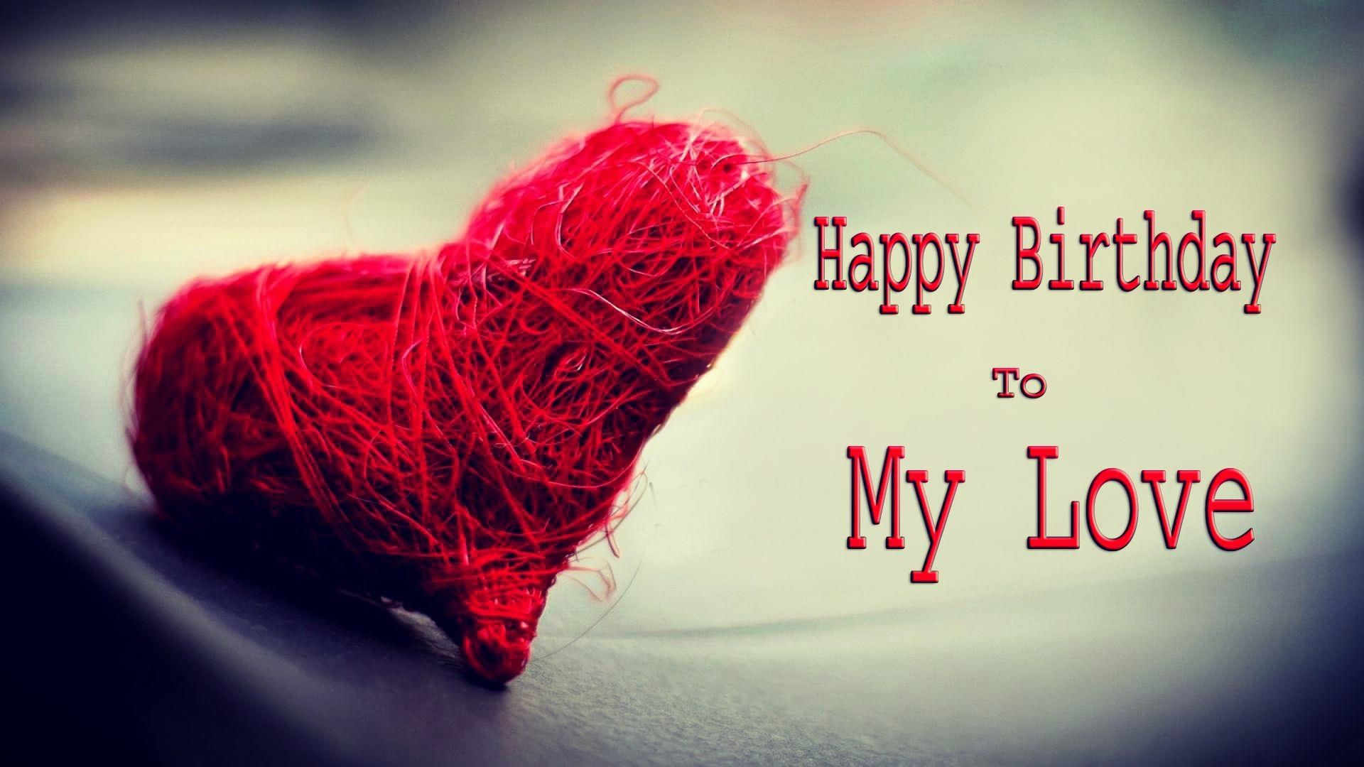 LOVE POEM FOR HAPPY BIRTHDAY