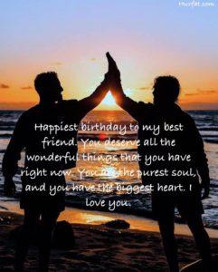 Happy Birthdaymy best friend