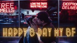 Happy B-Day My BF