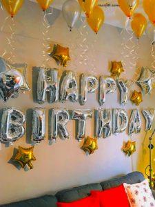 Happy Birthday Balloon Images