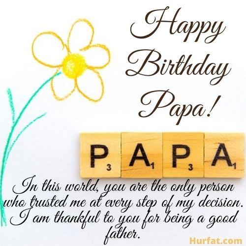 Happy Birthday Papa!