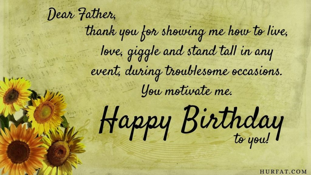 Happy Birthday Papa Quotes Pics