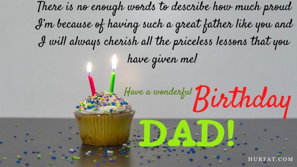 Happy Birthday Papa Messages Pics