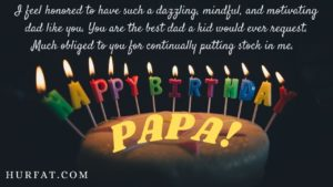 Happy Birthday Papa Messages Pics