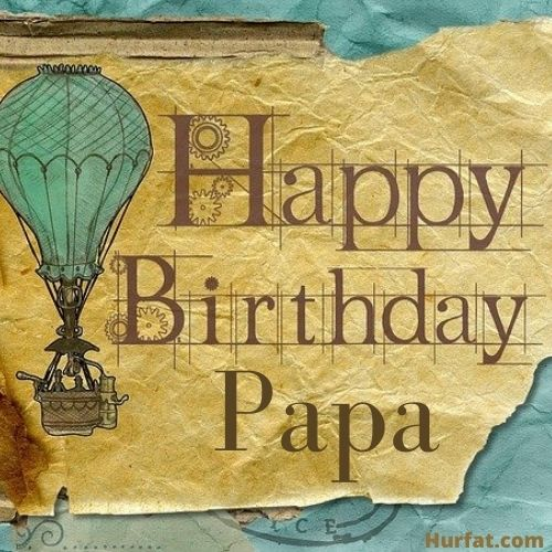 Birthday Wishes for Papa Image