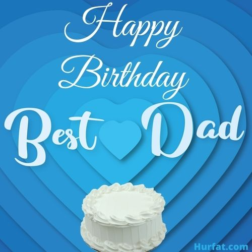 Birthday Wishes for Dad Image