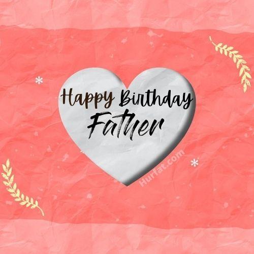 Happy Birthday Father Image