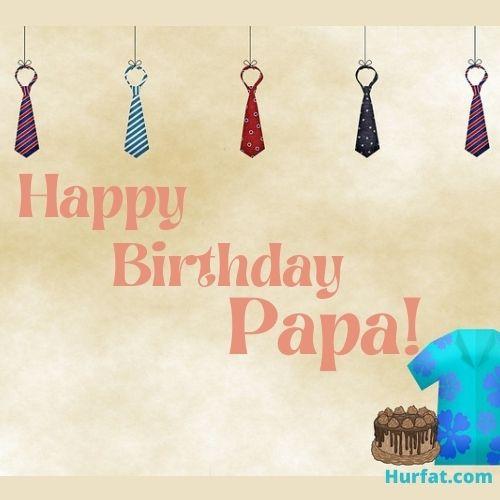 Happy Birthday Papa Picture