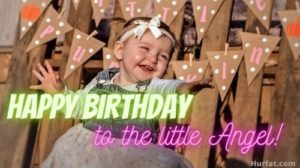 Happy Birthday to the Little Angle!