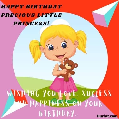 Happy Birthday My Precious Baby!