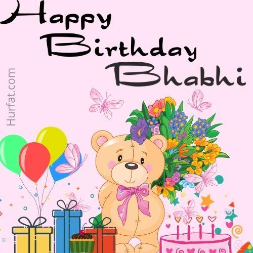 Happy Birthday Bhabhiwishes