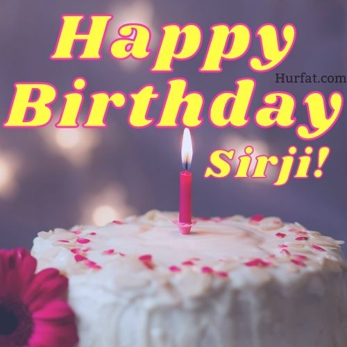 Happy Birthday Wishes for Sir Images