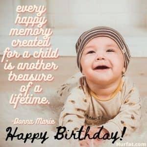 Happy Birthday My Child!