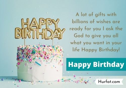 Birthday Wishes for Cousin Male