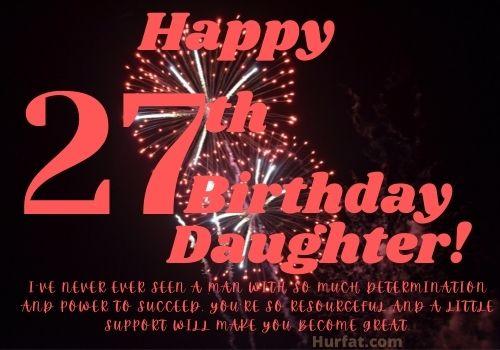 Happy 27th Birthday