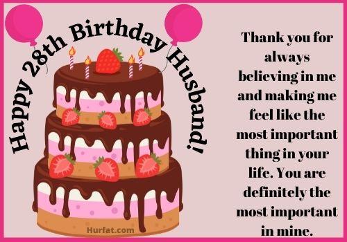 Happy 28th Birthday